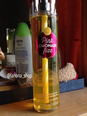 BBW Fine Fragrance Mist - Pink Lemonade Fizz