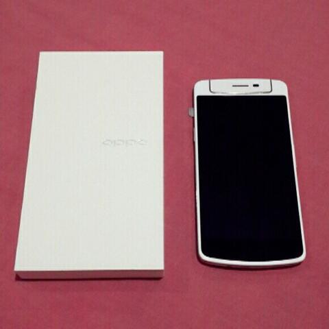Oppo N1 Mini LIKE New ex Cewek