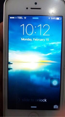 iPhone 5 32 GB All ORIGINAL PERFECT