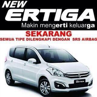 Suzuki New ERTIGA Surabaya Sidoarjo Jawa Timur