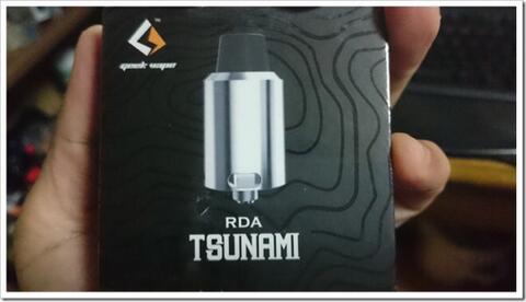 TSUNAMI RDA by GEEKVAPE [Authentic]
