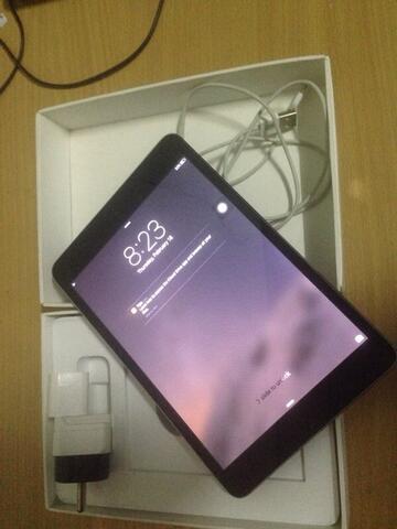 ipad mini 1 16 gb black edition wifi only good condition