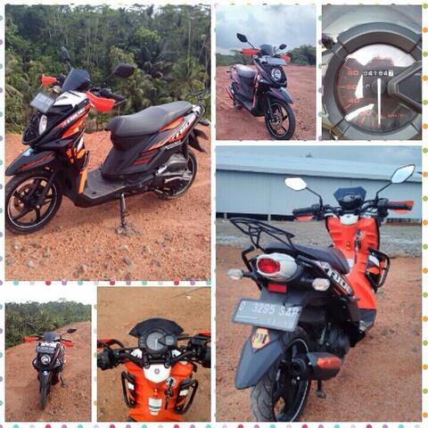Yamaha X Ride 2014 Bdg Mulus spt Baru KM rendah