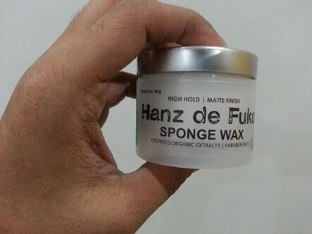 Hanz de Fuko Spongewax