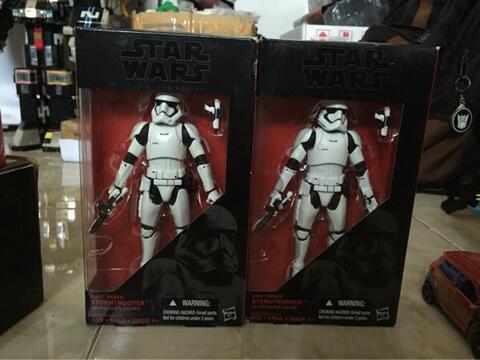 Stormtrooper First Order Black Series