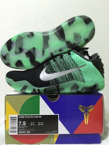 "Nike Kobe XI Elite Low ""Allstar"" BNIB"