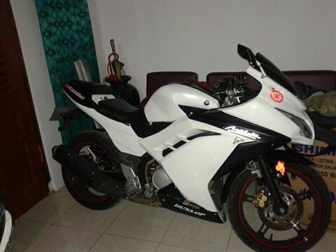 jual full fairing ninja 250fi untuk vixion+acc lainnya