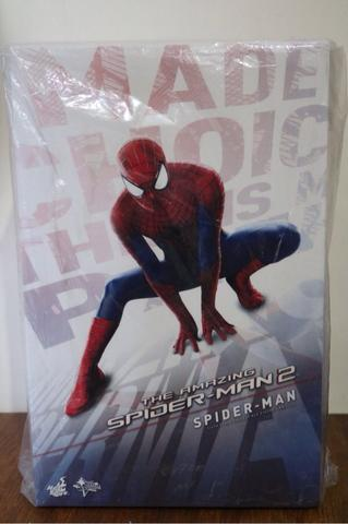 WTS HOT TOYS THE AMAZING SPIDER-MAN 2 NEW MISB