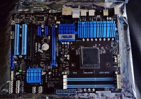 Motherboard asus M5A97