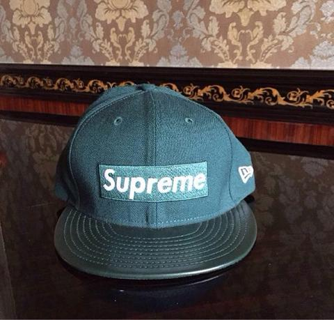 supreme 59fitted cap