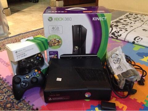 WTS Xbox 360 Slim 4gb - RGH SOLD