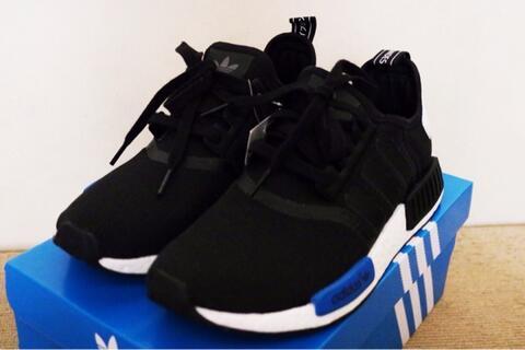 "adidas NMD Runner R1 ""Tokyo"" Core Black/Core Black/White New BNIB"