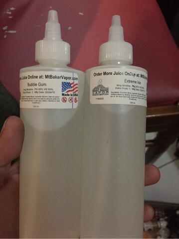 Obral borongan liquid USA, Sx Mini, Vicious Ant phenom, Russian etc authentic !!!!