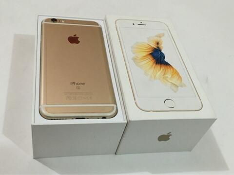 iPhone 6s 16gb FU Gold White asyik bisa TT Bandung Bdg