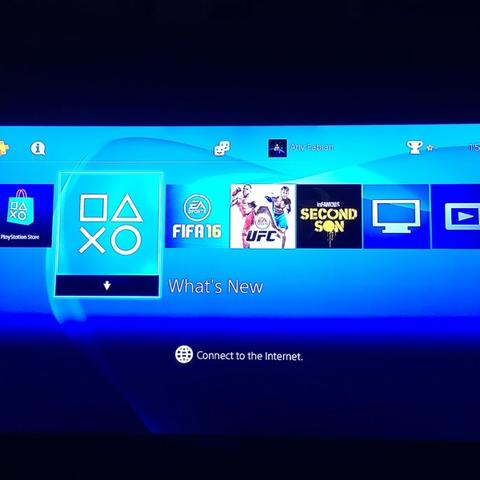 FOR SALE! PLAYSTATION 4 (2nd)