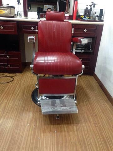 Terjual Jual Kursi Barbershop Takara Belmont Hydraulic  a39b6d8130