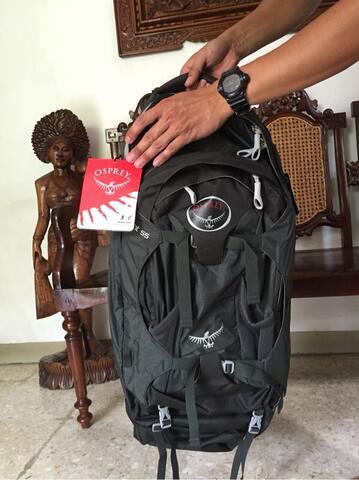 Tas Backpack Osprey Farpoint 55