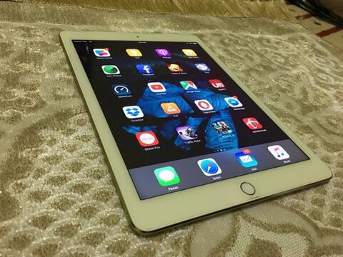 Ipad Air 2 Gold 16GB Cellular