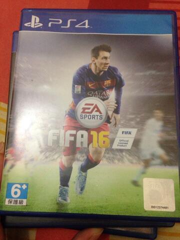 WTS FIFA 16 PS4