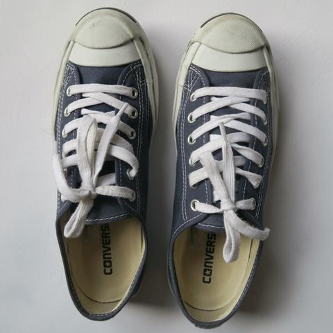 Terjual Sepatu Converse Jack Purcell Asli  792bc57f72