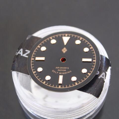 TERJUAL seiko & dagaz dial tudor blackbay tribute for seiko diver crown3  pepsi bezel insert