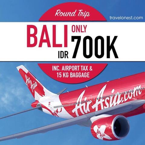 Terjual Tiket Promo Pesawat Air Asia Ke Bali Dari Jakarta Bandung Yogyakarta Solo Surabaya Kaskus