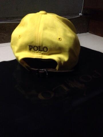 Topi Polo   Polo Cap Ralph Lauren Leather Strap   Straps Kulit Original c7ddf4496d