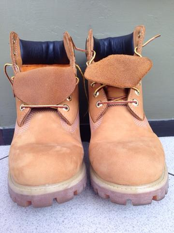 original boots timberland size 42