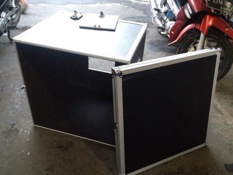 flightcase head cabinet amply marshall, orange, hugies and ketner