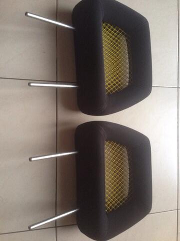 Headrest Recaro