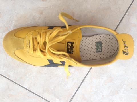 "Onitsuka tiger mexico 66 yellow ""KILLBILL"" no.42 1/2"