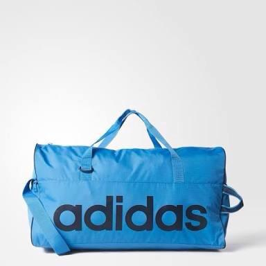 Adidas Linear Performance Team Bag M Blue Original