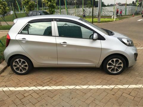 | For Sale | All New Kia Picanto 2014 AT Silver Tangan 1