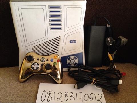 Xbox 360 Slim StarWars edition (320gb fullgame)| xbox360 RGH