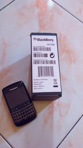 Blackberry 9790 mulusss