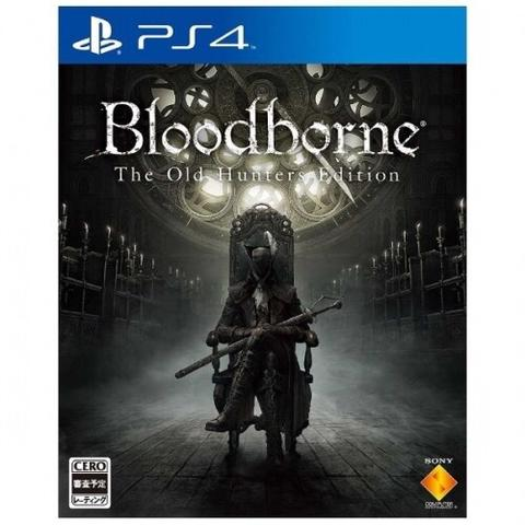 PS4 BLOODBORNE THE OLD HUNTERS Reg 3