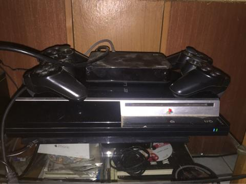 ps3 fat 265gb