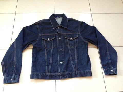 Jaket/Trucker Jeans Uniqlo
