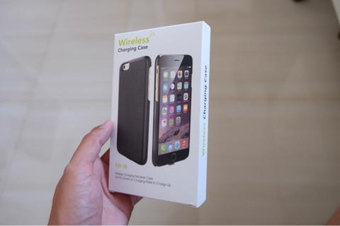 (2nd) iPhone 6 Wireless Charging Case (Powerqi)