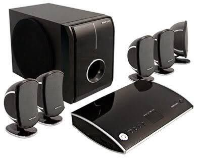 Polytron Home Theater System Set PHT 169I dan SWF 169I