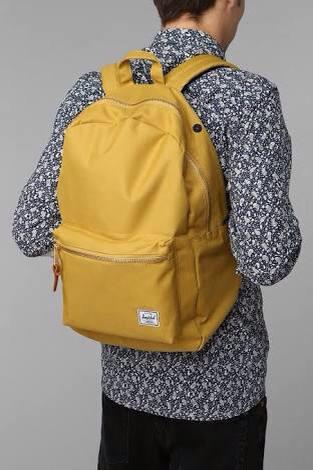 herschel settlement yellow original
