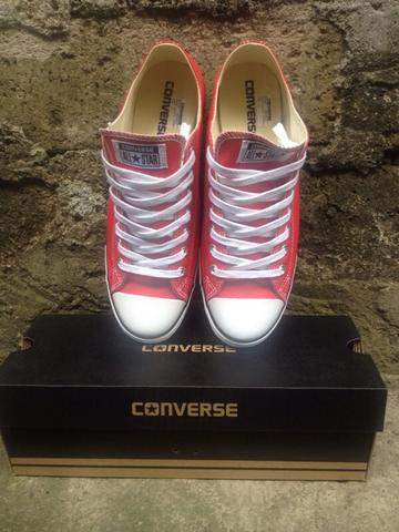 Converse CT Lean Merah size 42 Original