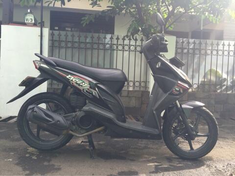 Honda Beat 2008 Hitam