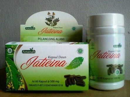 PIL teh daun jati cod atau kirim se-indonesia
