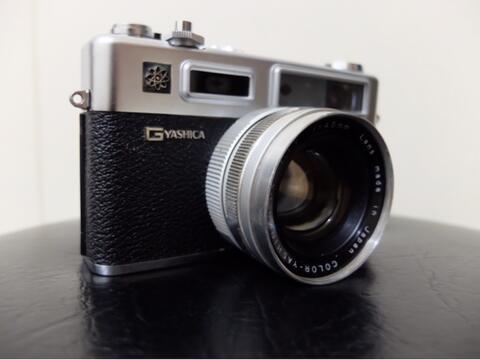 Yashica Electro 35 GSN Kamera Analog