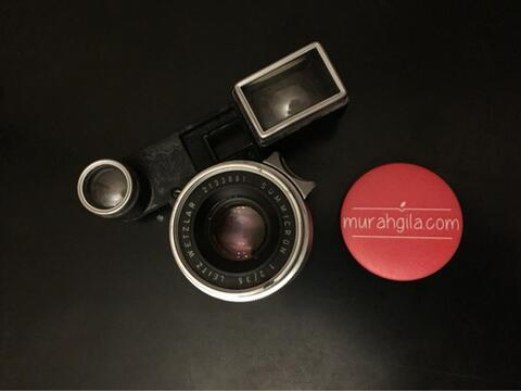 Leica Summicron M 35mm f/2 8 Element with goggles (Solo/Jogja/Rekber) @MurahGila.com