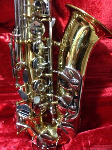 Alto Saxophone Armstrong USA masih kinclong