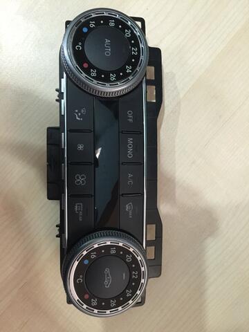 Control AC W204 C200/climate control original
