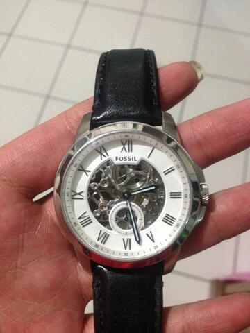 Original 2nd mulus jam tangan fossil me3053 cod bandung