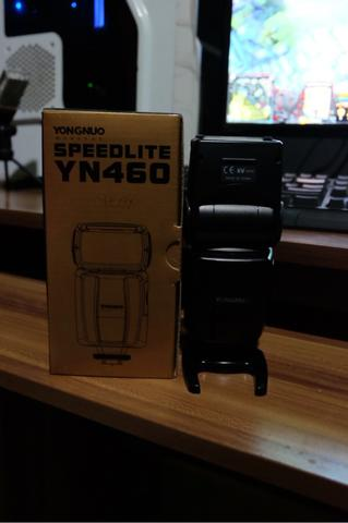 Flash Speedlite YongNuo YN460